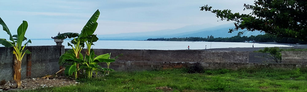 bali beachfront land for sale