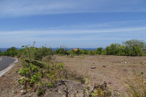 East Bali Tulamben ocean view land